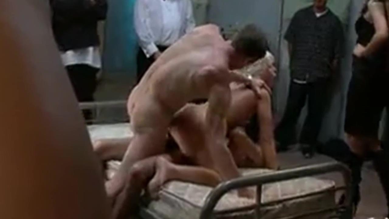 Extreme BDSM Slaves Get A 2 Z Teaching Pt 2