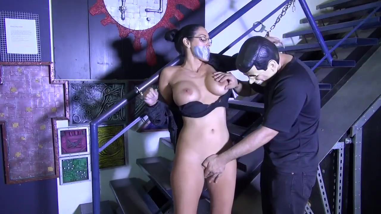 Veronica Teacher Bondage Blackmail
