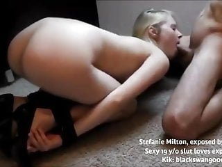 Stefanie Milton - exposed.
