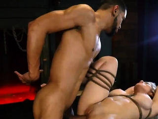 Rough dick riding Big-breasted platinum-blonde sweetheart Cr