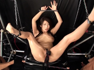 Hardcore Asian Japanese Orgy Session