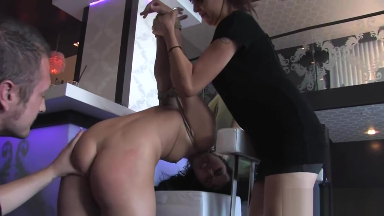 Wicked outdoor humiliation