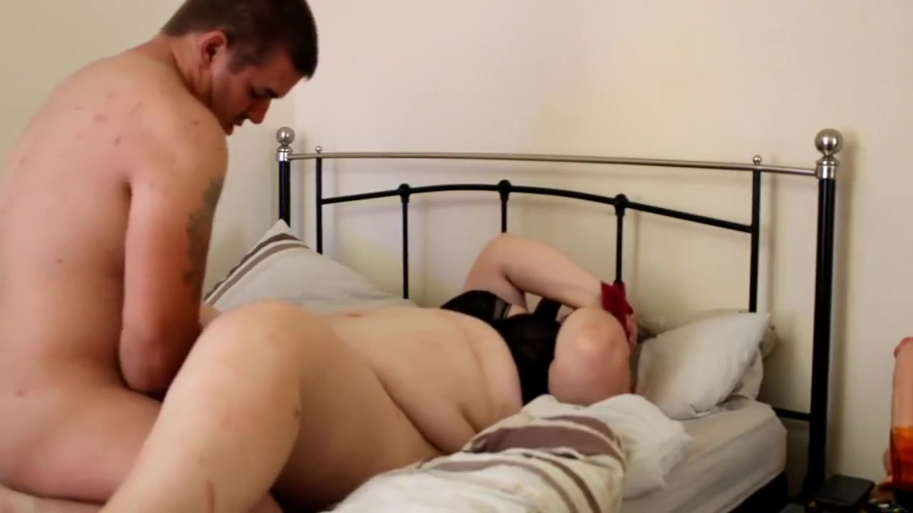 Bbw Emma tied up fighting me cum on pussy ssbbw (role play)