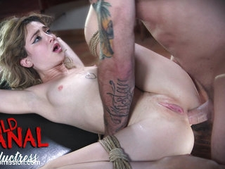 Bondage Legend Casey Calvert Tied Hard and Fucked Harder by Huge Cock - SexAndSubmission