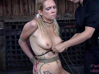 Breast torture Rain de Gray